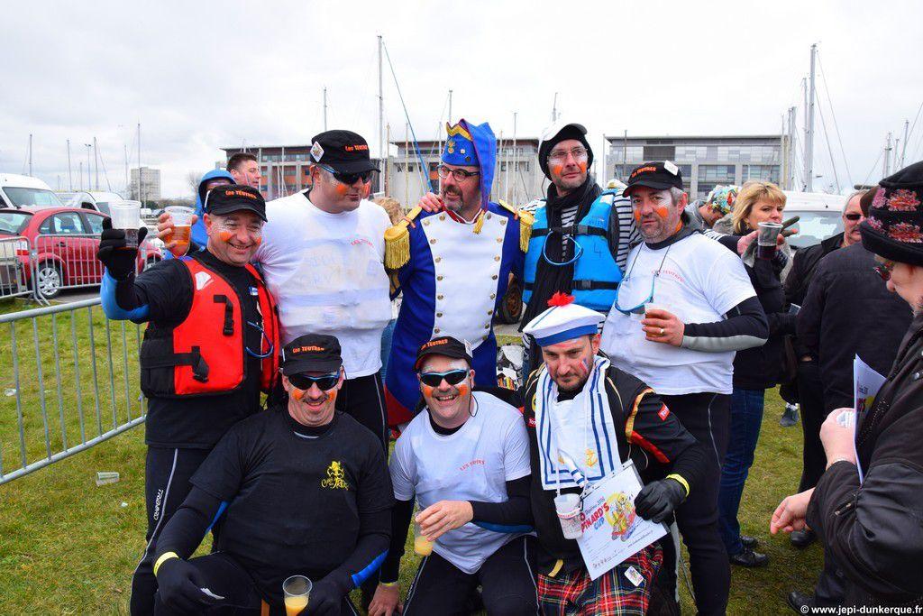 Cô Pinard's Cup - Dunkerque 2016 .1ère partie .