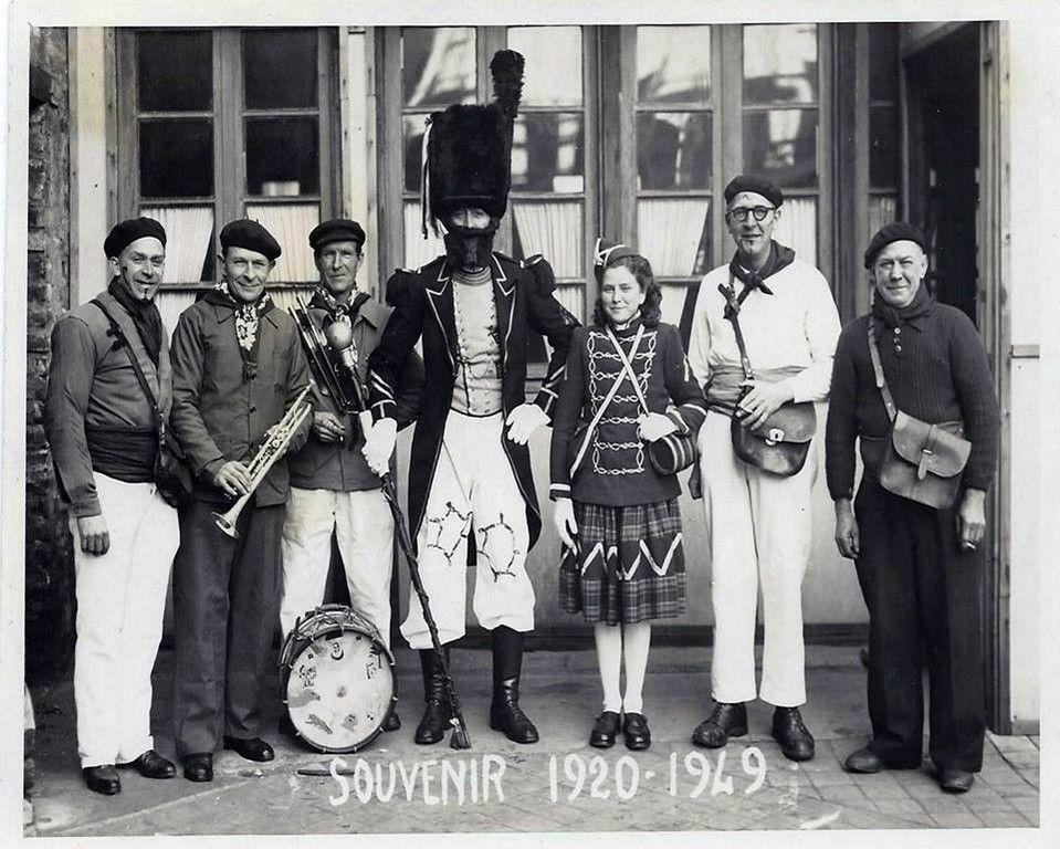 (07) Le Carnaval de Dunkerque Cartes postales et photos anciennes .