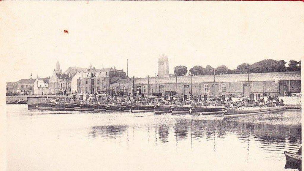 (02) Dunkerque 1914/18 Cartes postales anciennes de DUNKERQUE .
