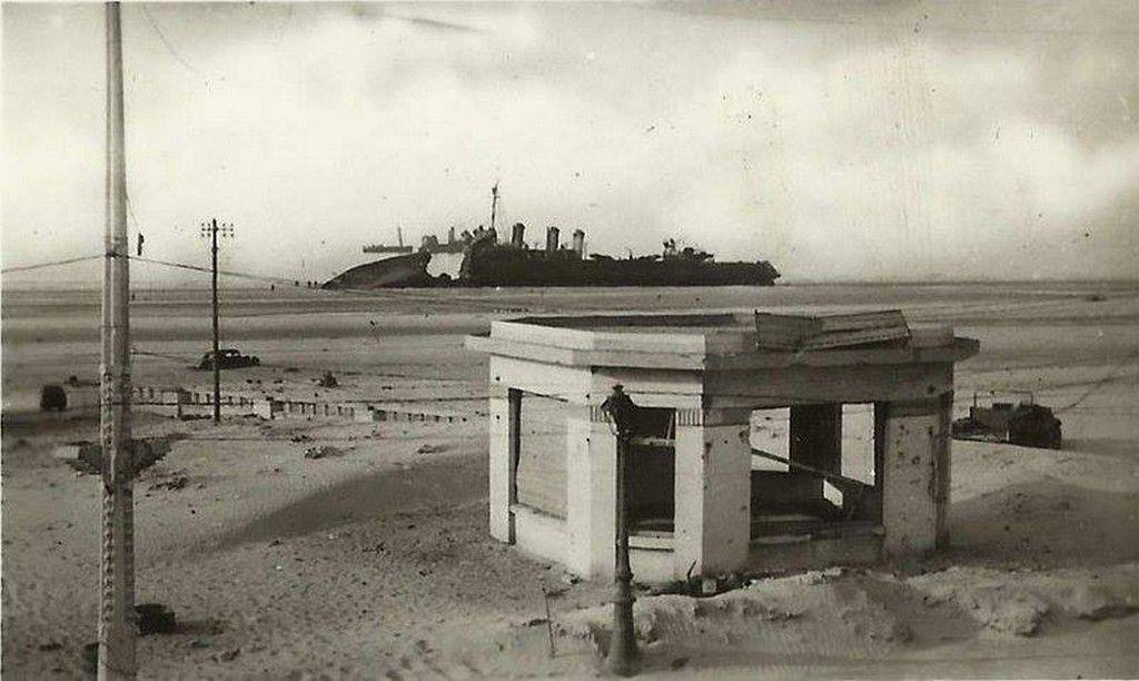 (03) Cartes postales et photos anciennes de DUNKERQUE Opération Dynamo