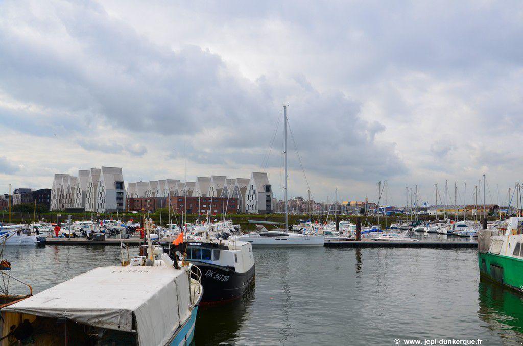 Balade à vélo Dunkerque 2016 . (1ère Partie) Dunkirk le film de C. Nolan.