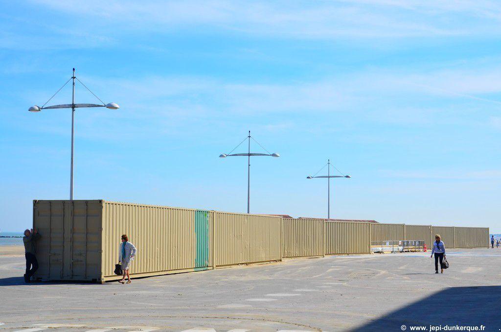 Balade à vélo de la Basse-Ville à Malo les Bains Dunkerque 2016