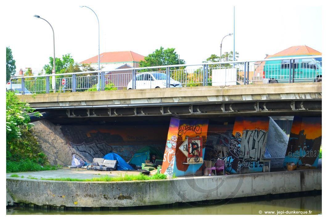 Au fil des canaux - Dunkerque 2016