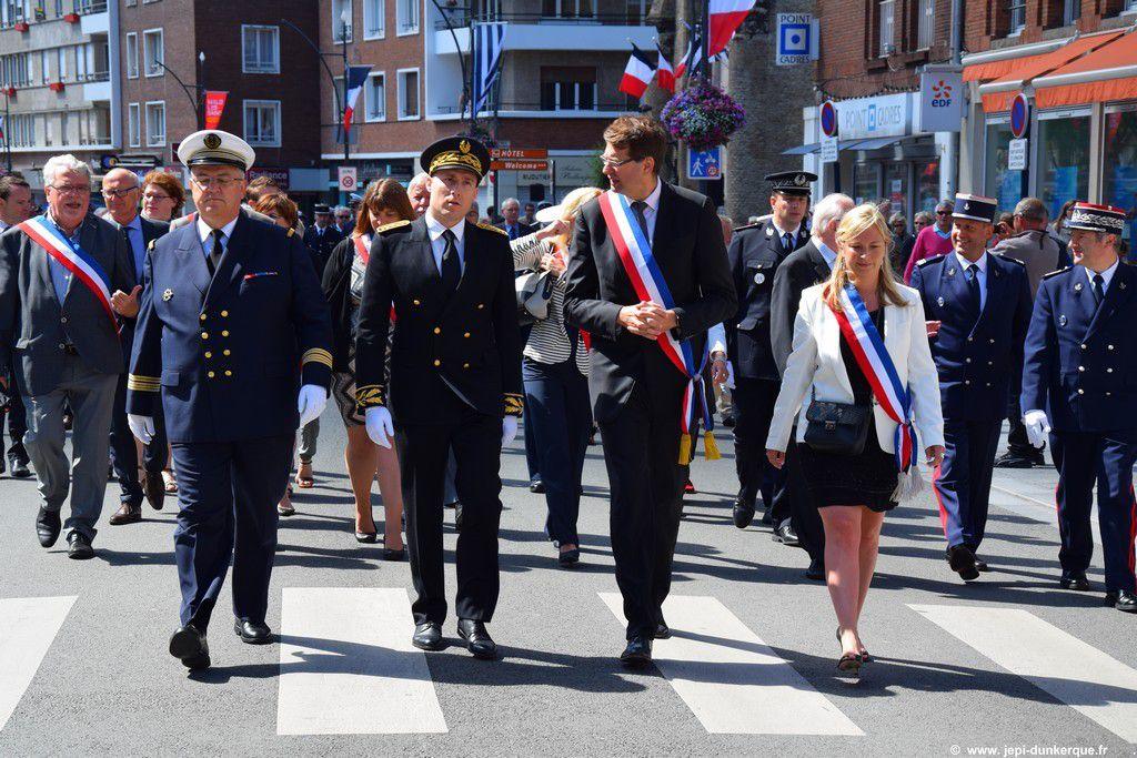 Fête Nationale 14 Juillet-Dunkerque 2016 .