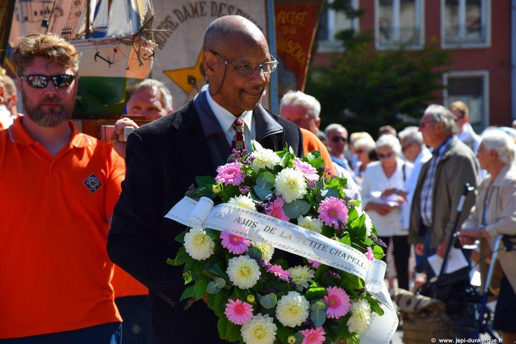 Procession du 15 Août et Bénédiction de la mer-Dunkerque 2016