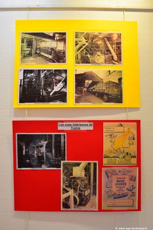 L'usine Lesieur et le patrimoine industriel Coudekerquois 2016