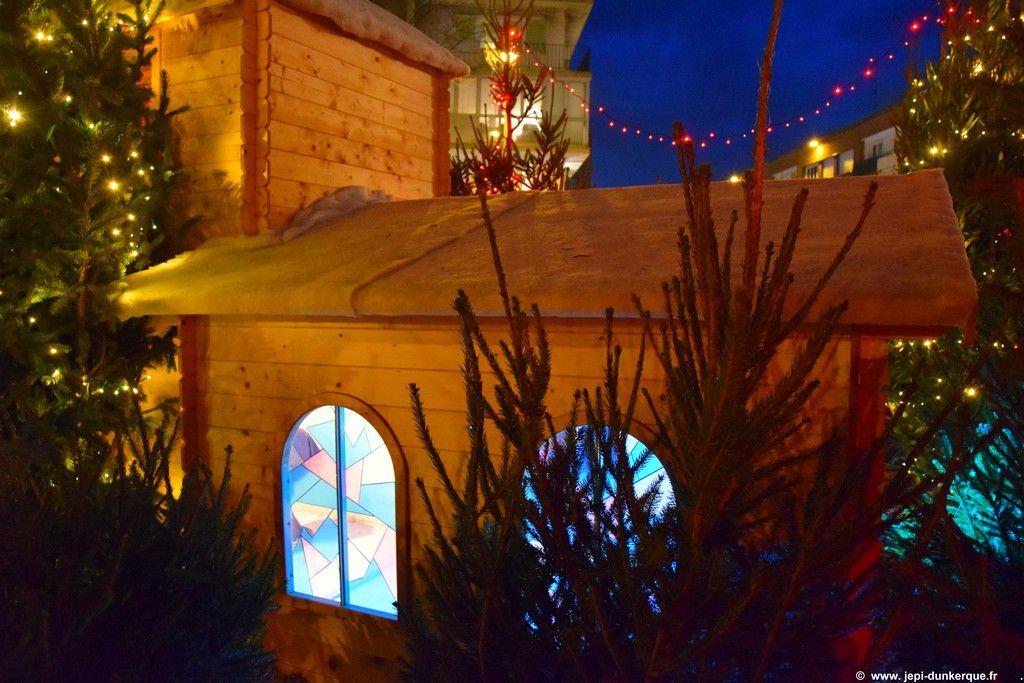 Noël à Dunkerque 2016 Le Jardin Magique .