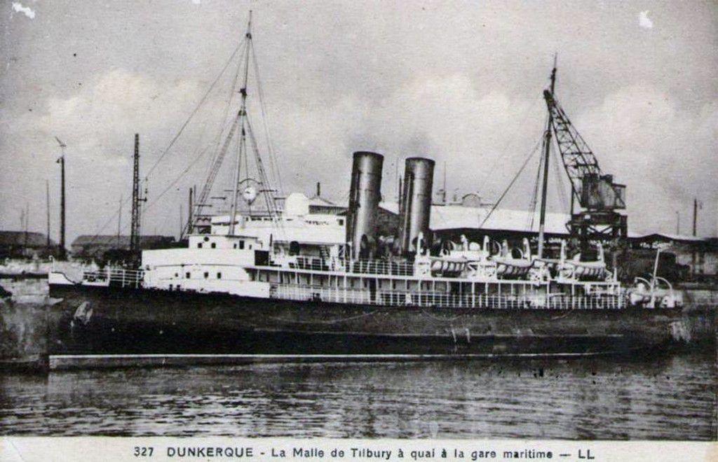 (10) Port de Dunkerque Cartes Postales et Photos Anciennes .