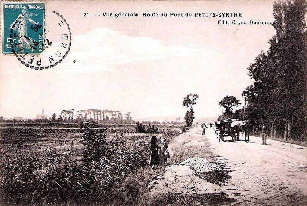 (13) Cartes Postales et Photos Anciennes de Petite-Synthe