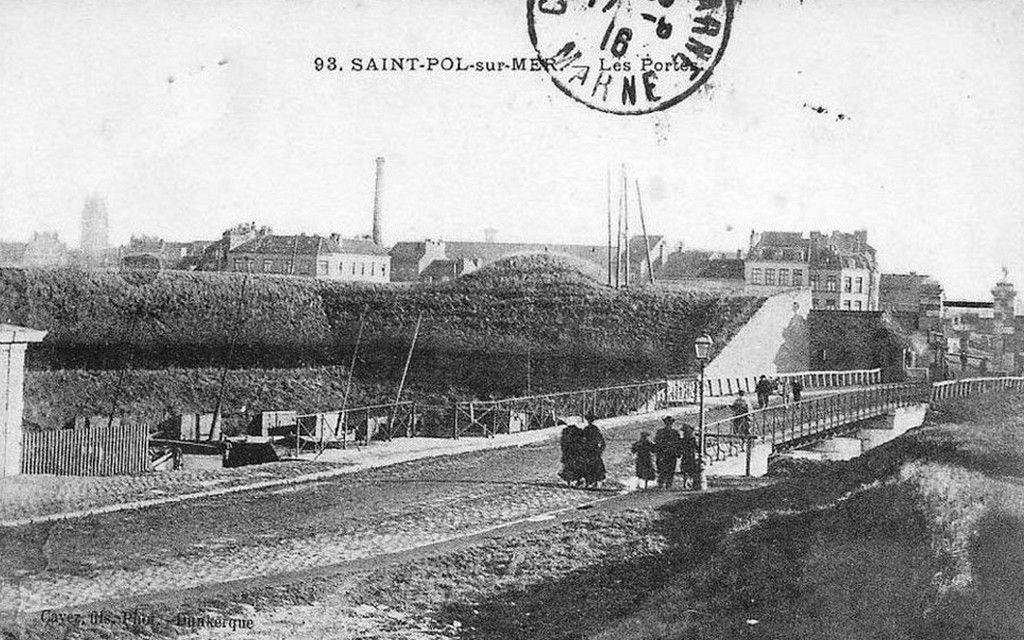 (15) Cartes Postales Anciennes de Saint-Pol /Mer