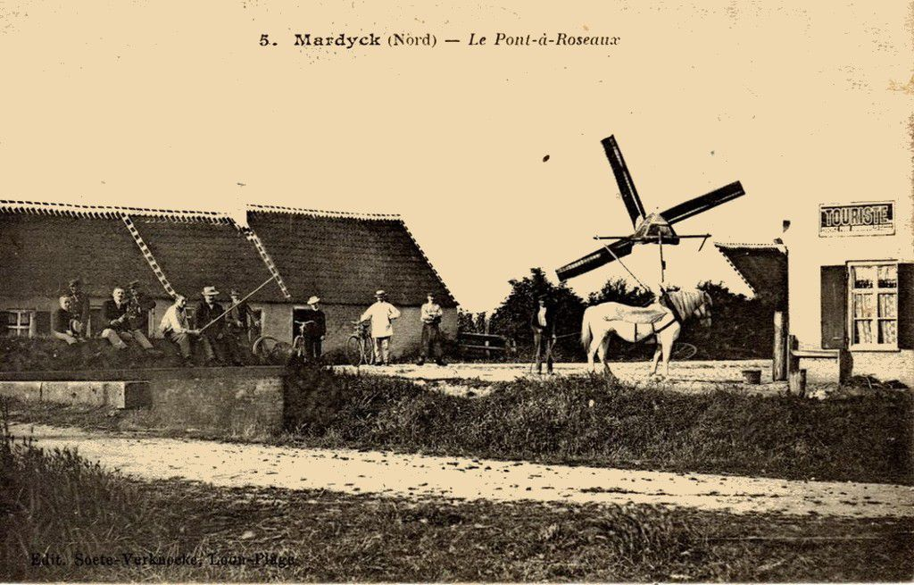 (14) Fort-Mardyck Cartes Postales Anciennes  .