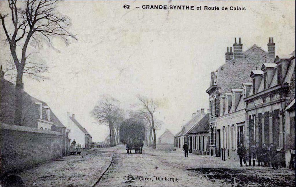 (17) Grande Synthe Cartes Postales Anciennes .