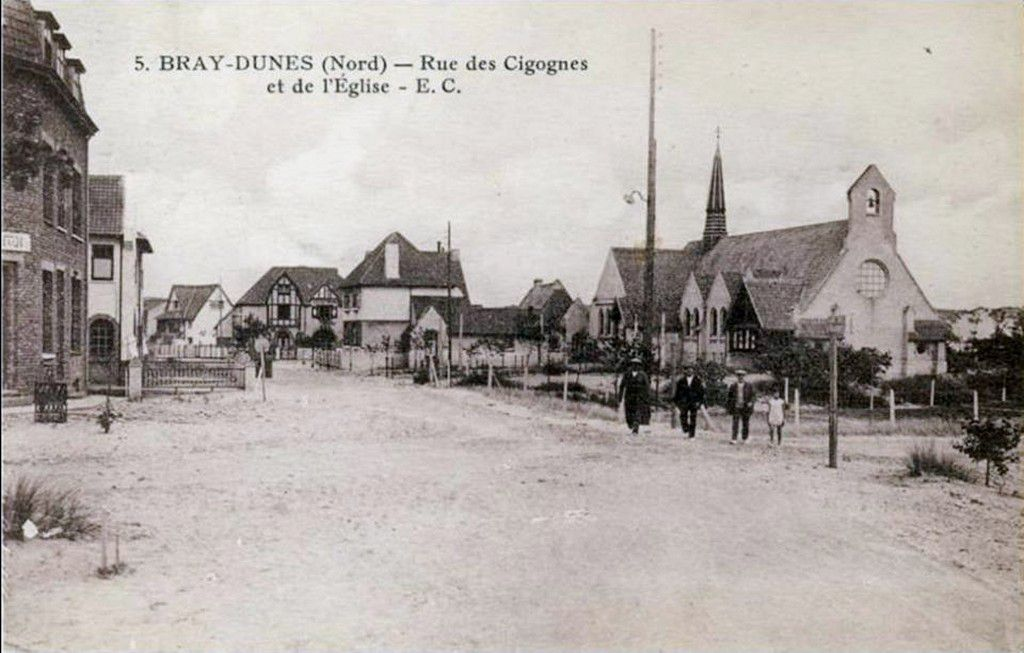 (16) Bray-Dunes  Cartes Postales Anciennes .