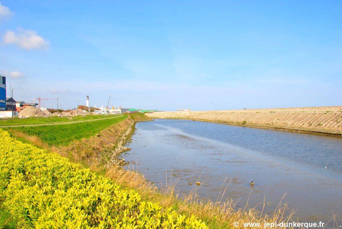 Balade à vélo Dunkerque Avril 2017