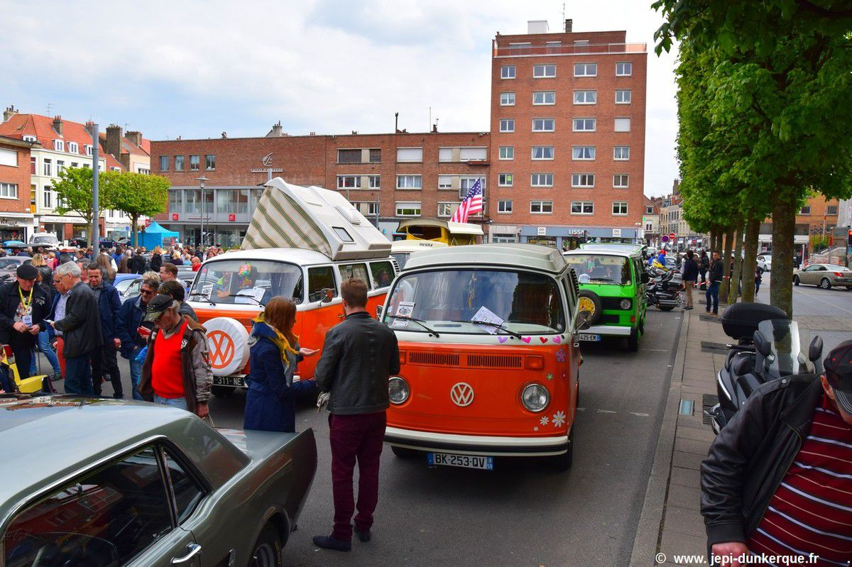 Auto-Rétro Dunkerque 2017 .