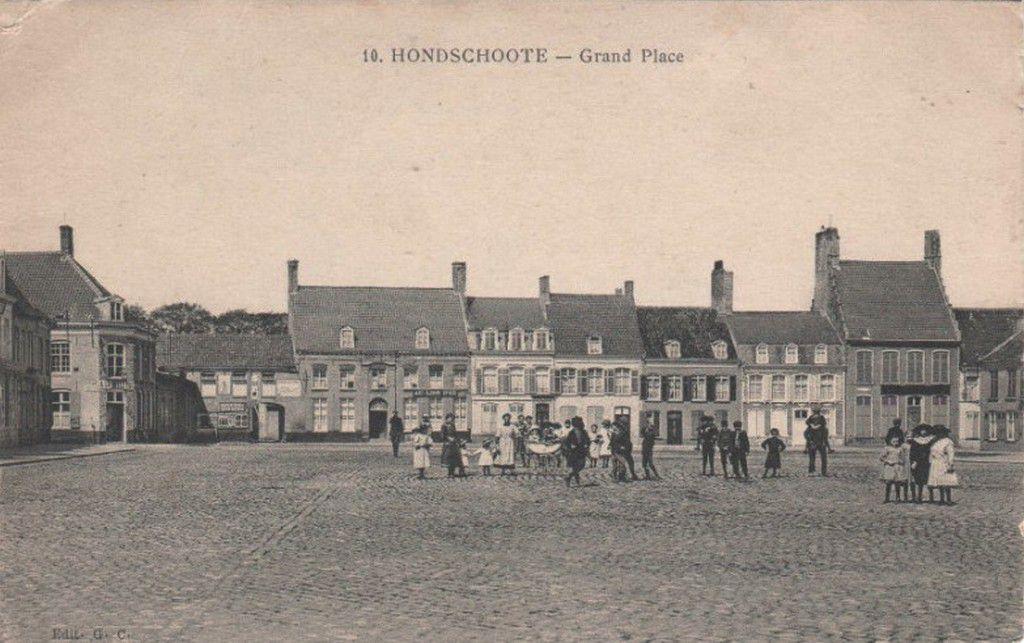 (19) Hondschoote - Cartes Postales Ancciennes