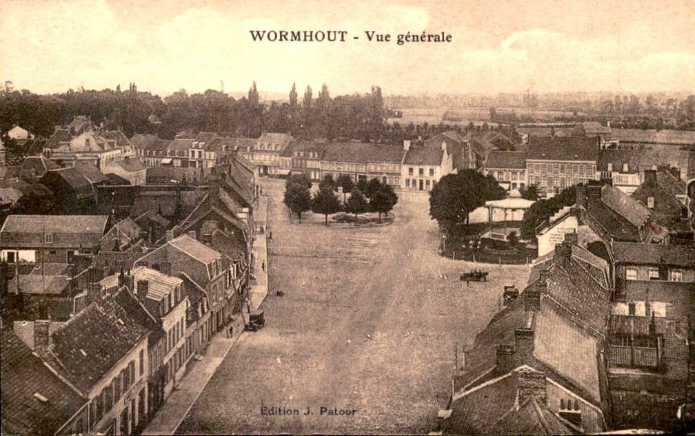 (26) Wormhout Cartes Postales Anciennes