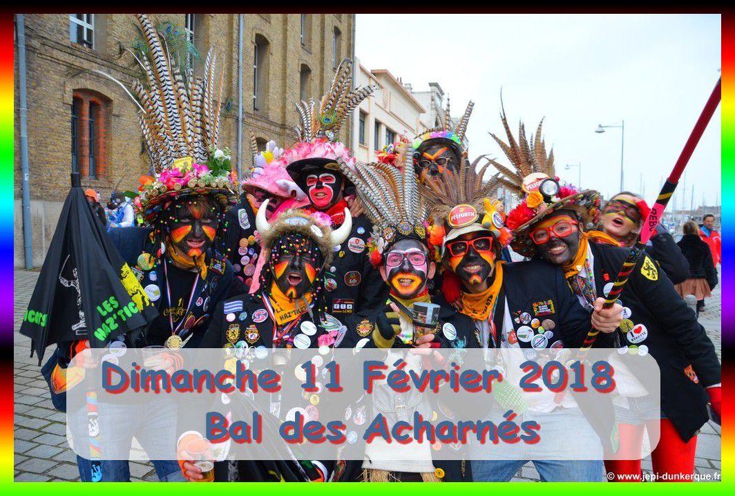 Dates du Carnaval de Dunkerque 2018
