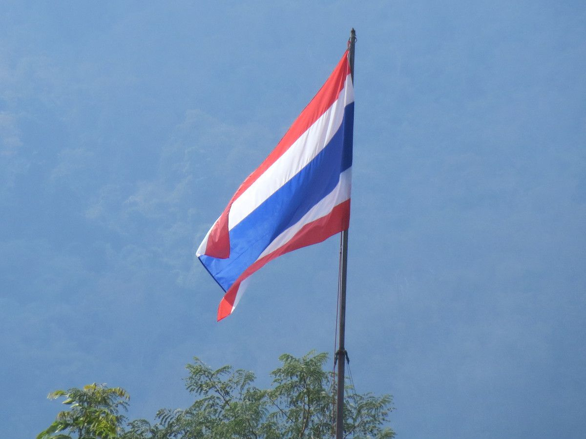 Welcome to Thaïland!