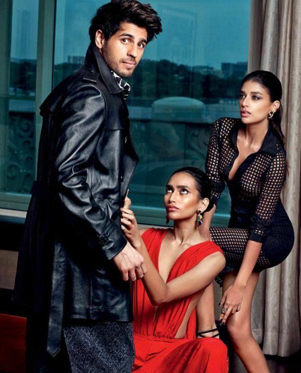 L'acteur indien Sidharth Malhotra pour Maxim India (Octobre 2016)