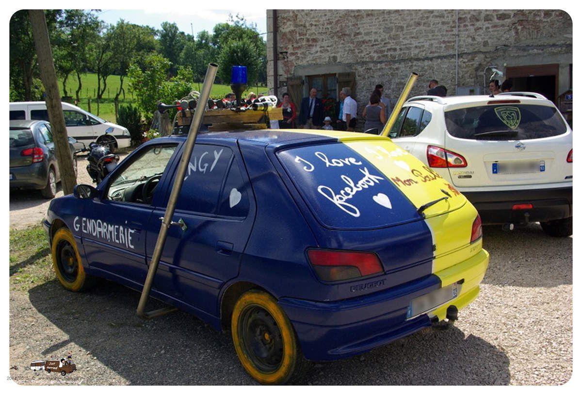 La voiture balai