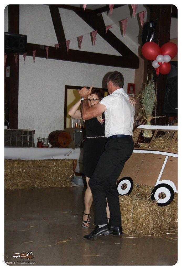 La soirée de bal