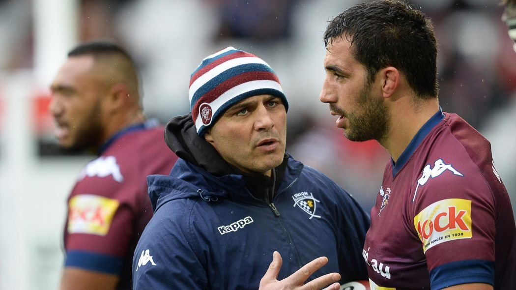 LE CAPITAINE DE L'UNION BEGLES BORDEAUX, SON NOM???