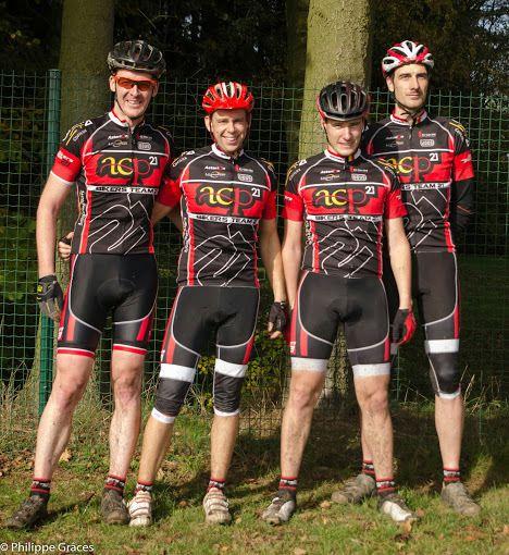 Epic Bikers Team 21 en force aux 3 h d'Arlon !