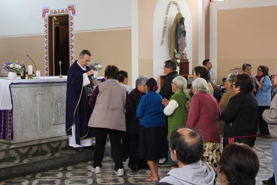 MISA Y UNCIÓN DE LOS ENFERMOS - SABADO 15 OCTUBRE 2016