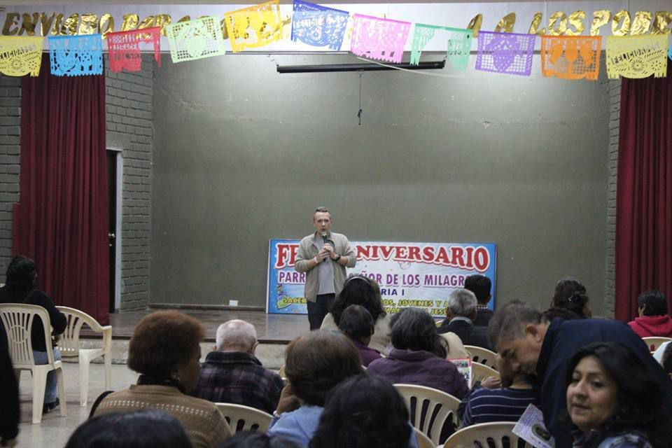 3er DÍA DE NOVENA 2da PARTE -  GRUPO &quot&#x3B;PC y TEXTO CON LA 2DA CUADRILLA