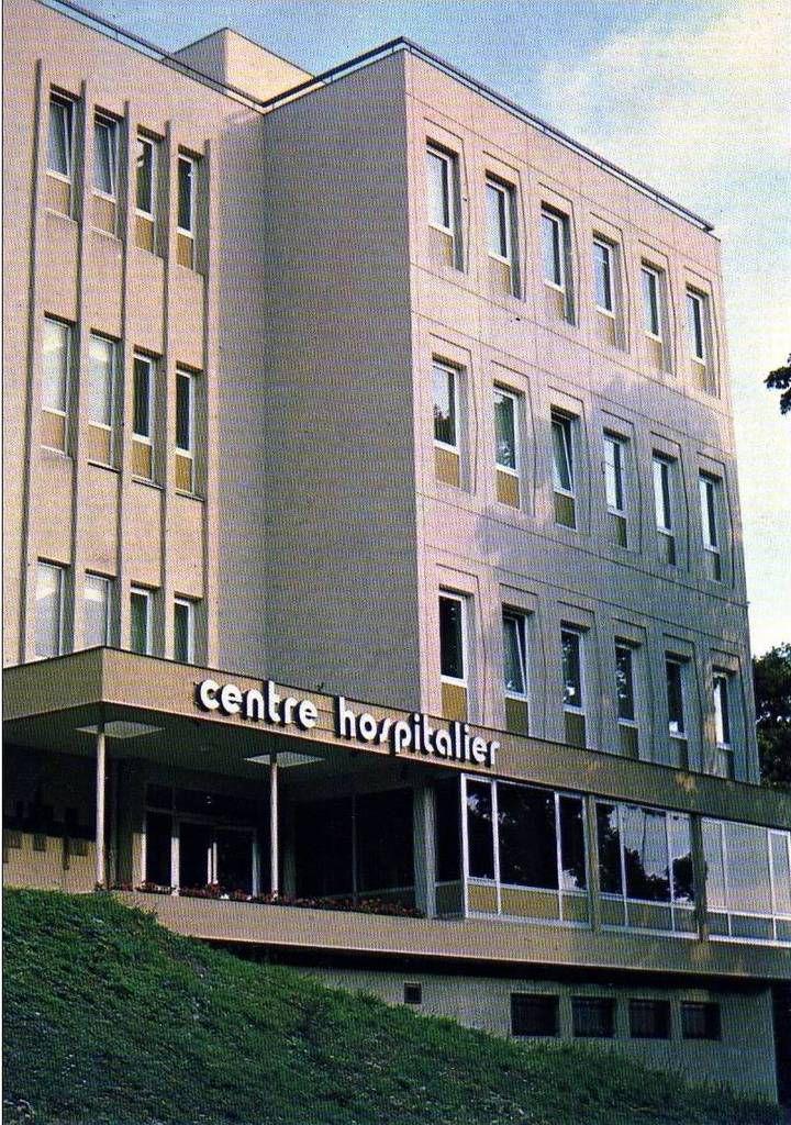 Algrange l'hôpital