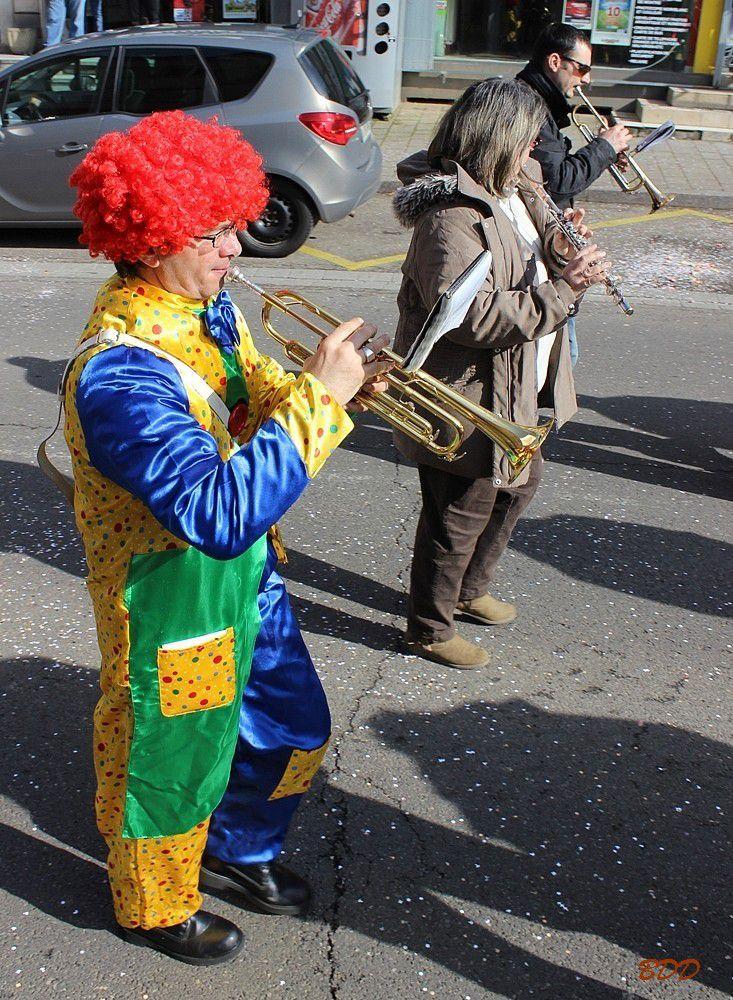 Carnaval Algrange 2016 part 3/3