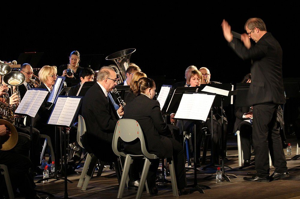 Brass Band Musicalis Algrange avril 2016