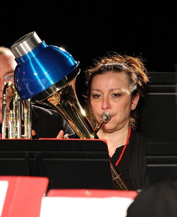 Brass Band  Algrange Musicalis avril 2016 concert