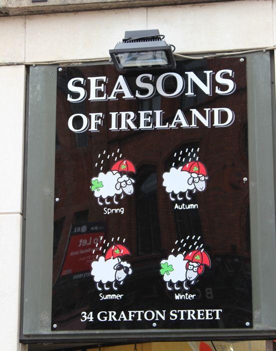 Balades à Dublin Irlande