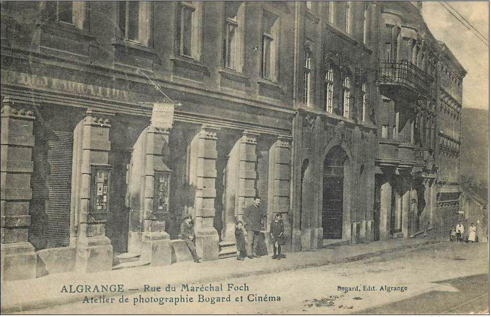 Cinéma de la Fensch et d'Algrange