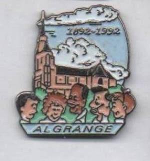 Eglise Saint Jean Baptiste Algrange