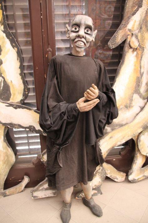 Musée de la Marionnette à Palerme