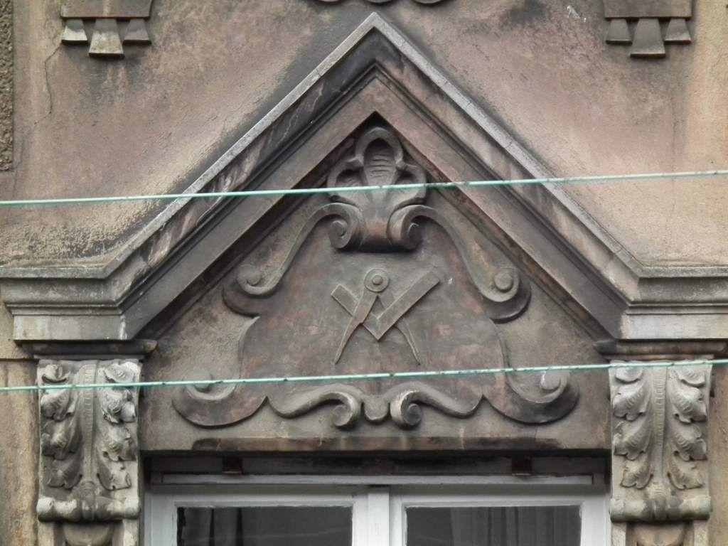 Algrange façades diverses