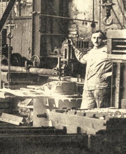 SMK l'atelier de Mécanique Algrange