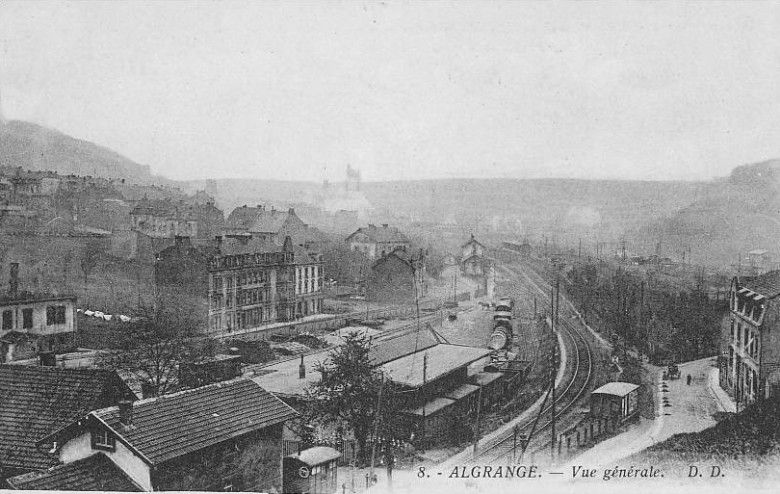 Oeil dans le retro Algrange