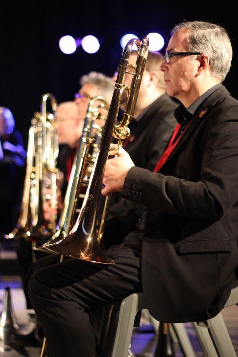 Brass Band concert Musicalis Algrange janvier 2017 part 2 et fin