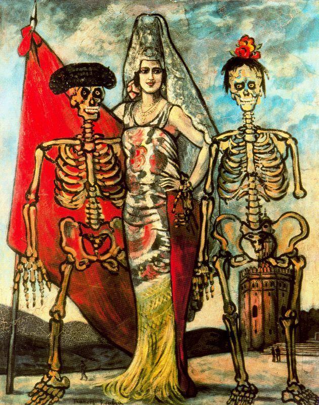 La Revolución española de Francis Picabia (peintre français).