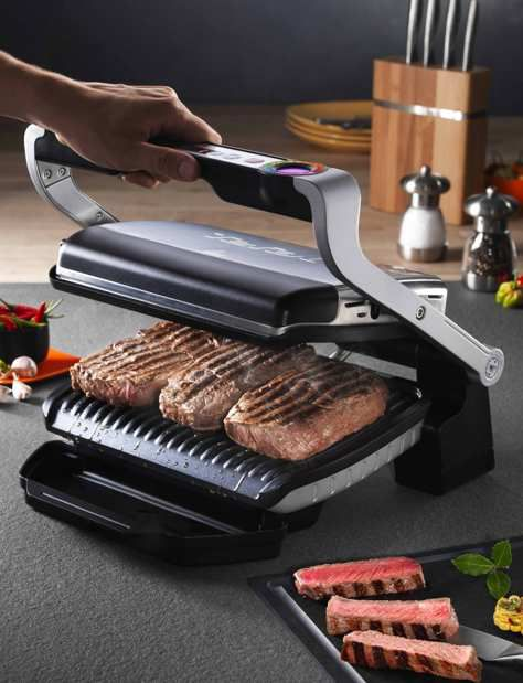 The Tefal Opti Grill ...