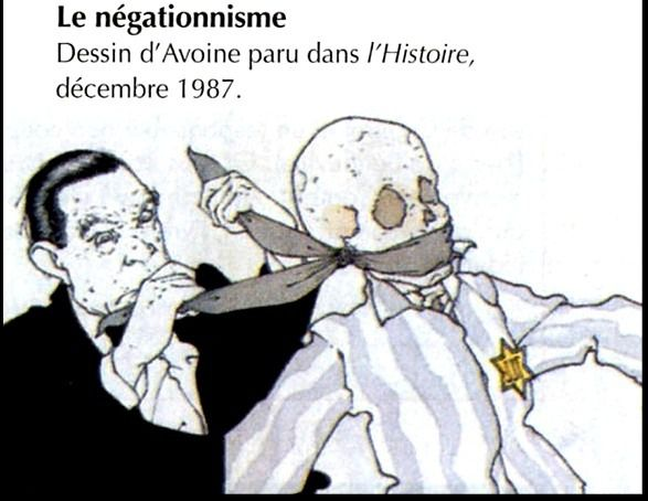 Depuis 1987 la roue n'a pas tourné pour Jean-Marie Le Pen : la Shoah reste un détail de la 2nde Guerre