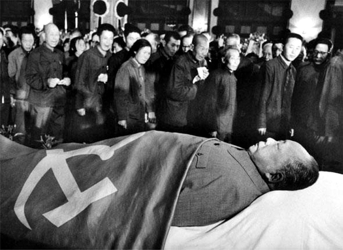 9 septembre 1976 : il y a 40 ans mourait Mao Zedong