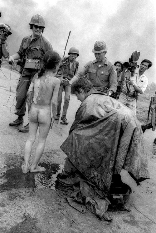 Comment Facebook voulait gommer « l'enfant-symbole » de la Guerre du Vietnam