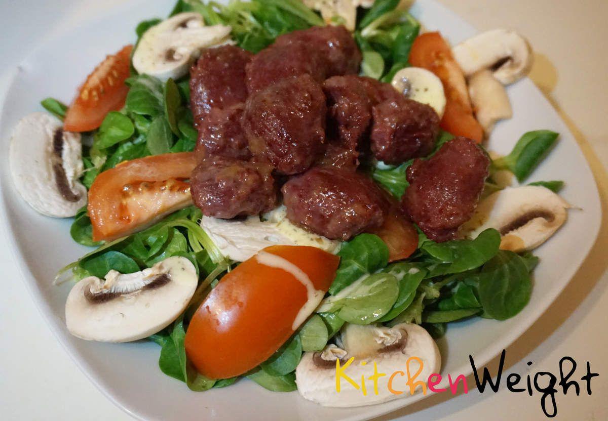 Salade de gésier WW