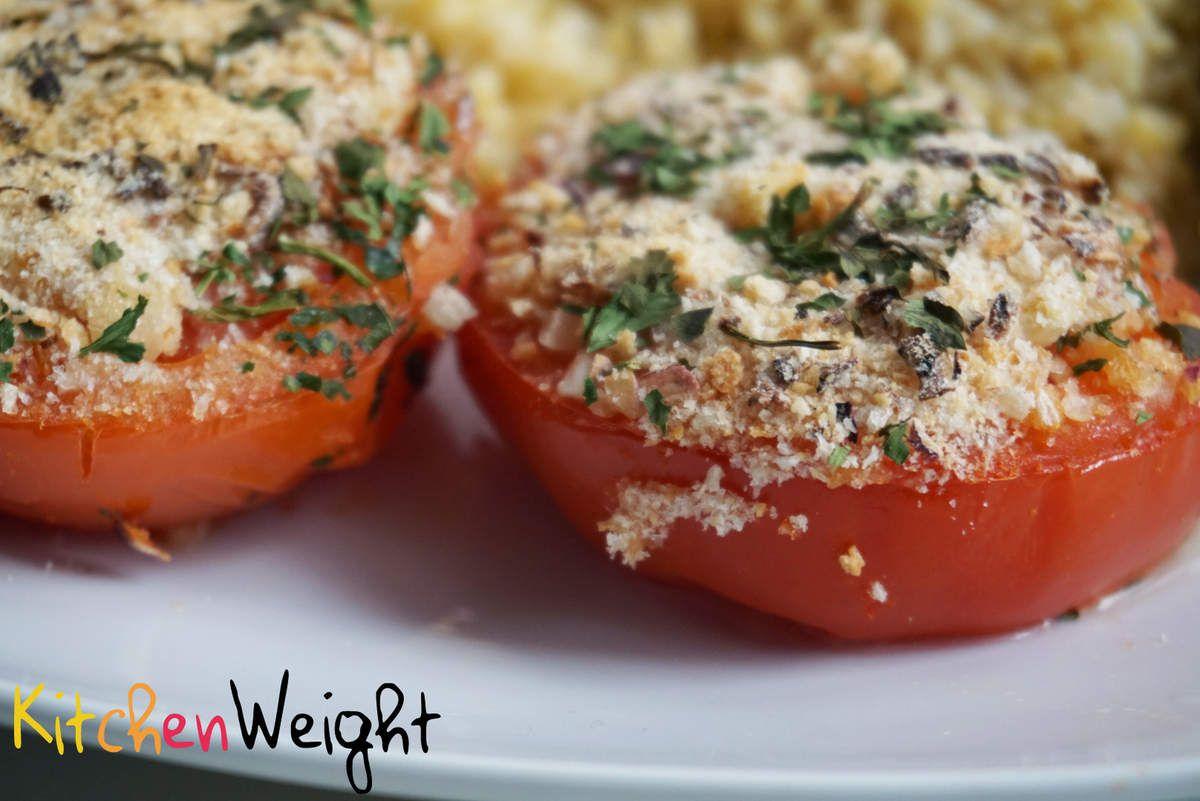 Tomates croustillantes rôties WW