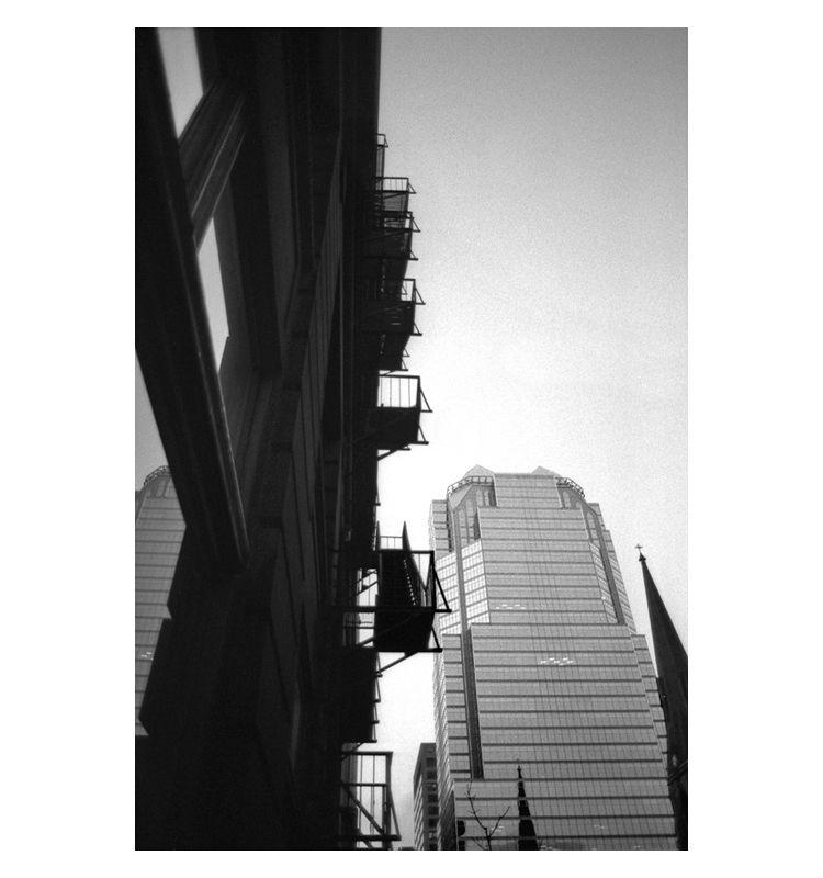 Toutes les photographies ont été prises à Montréal (Canada), du 09/1989 au 06/1991.